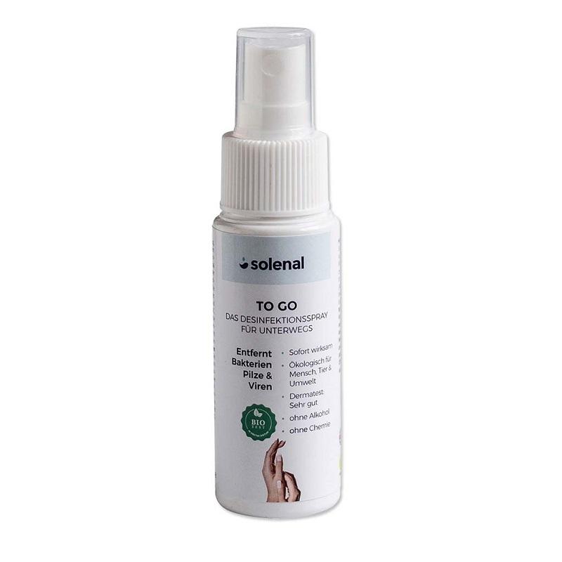 Spray igienizant Eco, 50 ml, Solenal