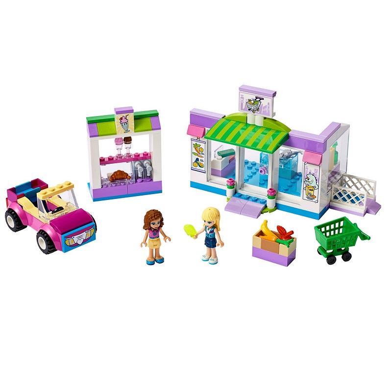 Supermarketul din Heartlake City, L41362, 4+, Lego Friends