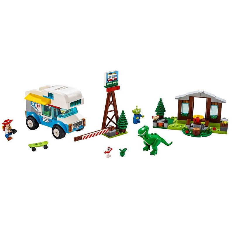 Toy Story 4 vacanță cu rulota 4+, L10769, Lego Disney