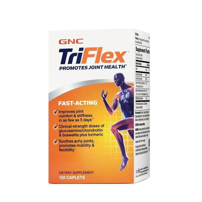 Triflex Fast Activ, 304011, 120 capsule, GNC