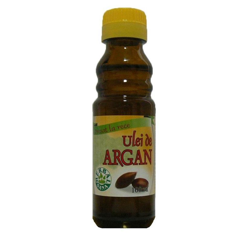Ulei de argan, 100 ml, Herbal Sana
