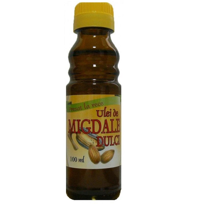 ulei de migdale din varicoză)