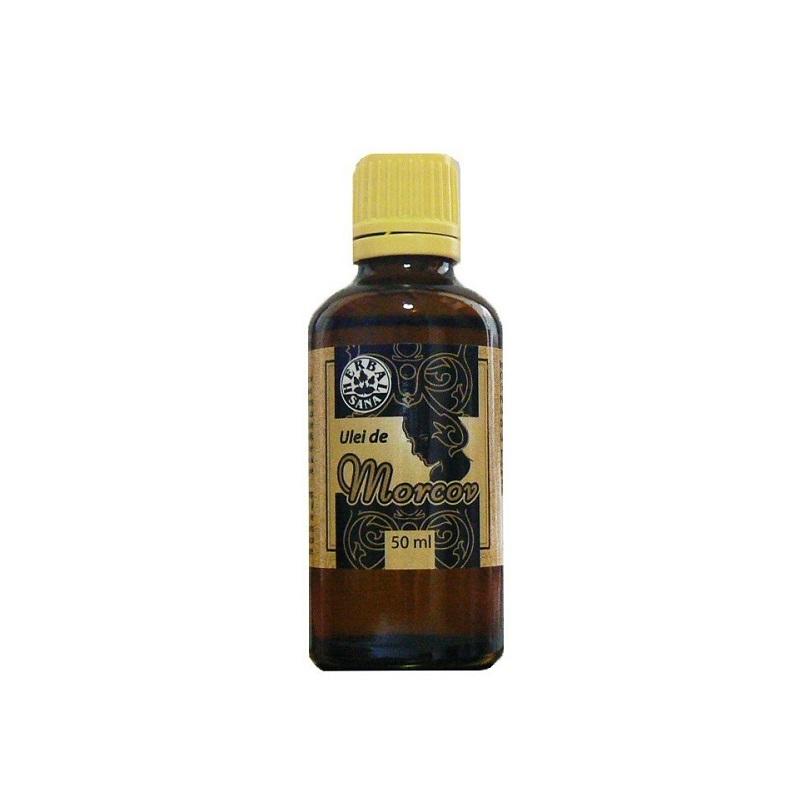 Ulei de morcov, 50 ml, Herbal Sana