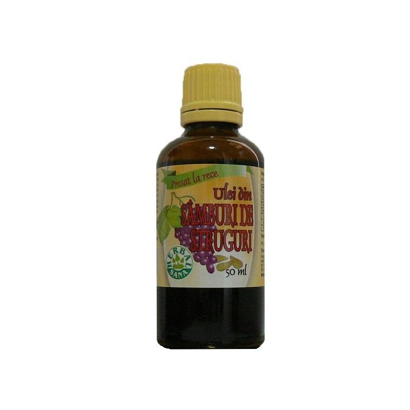 Ulei samburi struguri herbavit