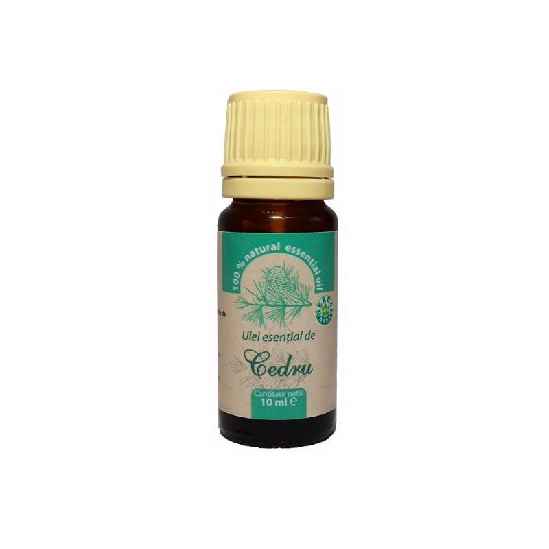 Ulei esențial cedru, 10 ml, Herbal Sana