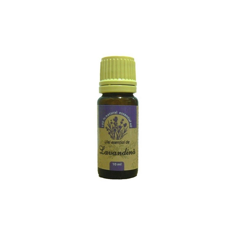 Ulei esențial de lavandă, 10 ml, Herbal Sana