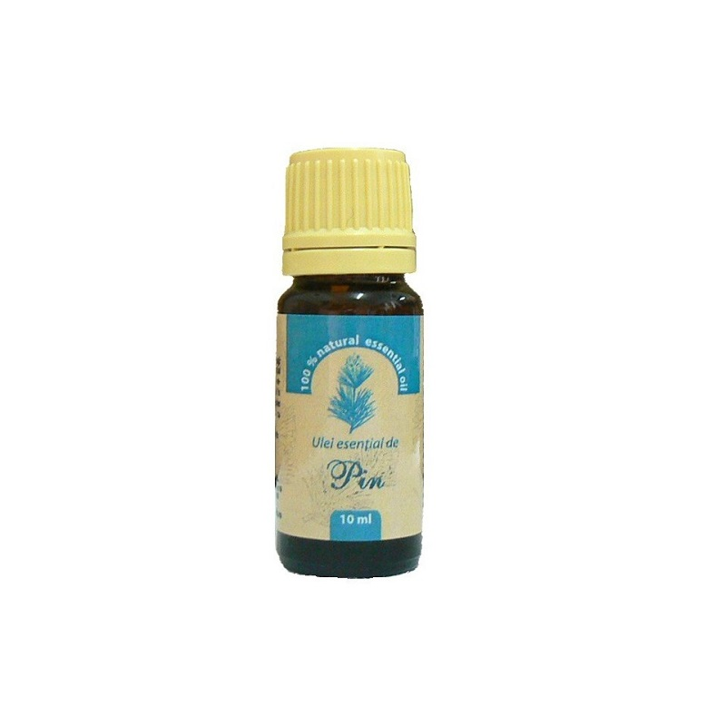 Ulei esențial de pin, 10 ml, Herbal Sana