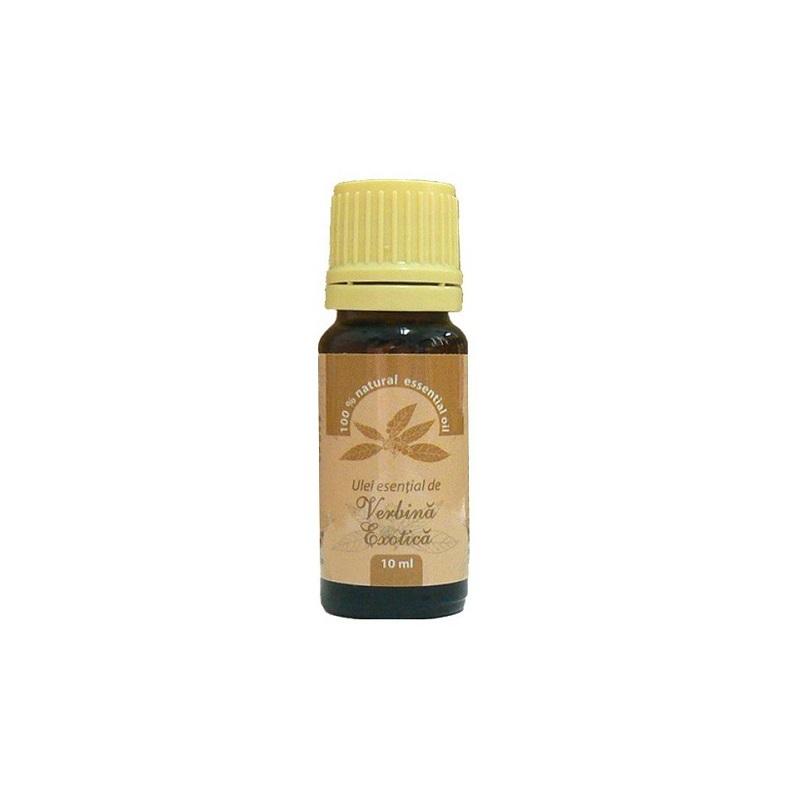 Ulei esențial de verbină exotică, 10 ml, Herbal Sana