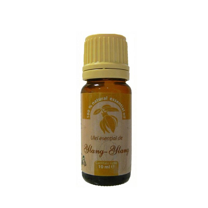Ulei esențial de Ylang Ylang, 10 ml, Herbal Sana