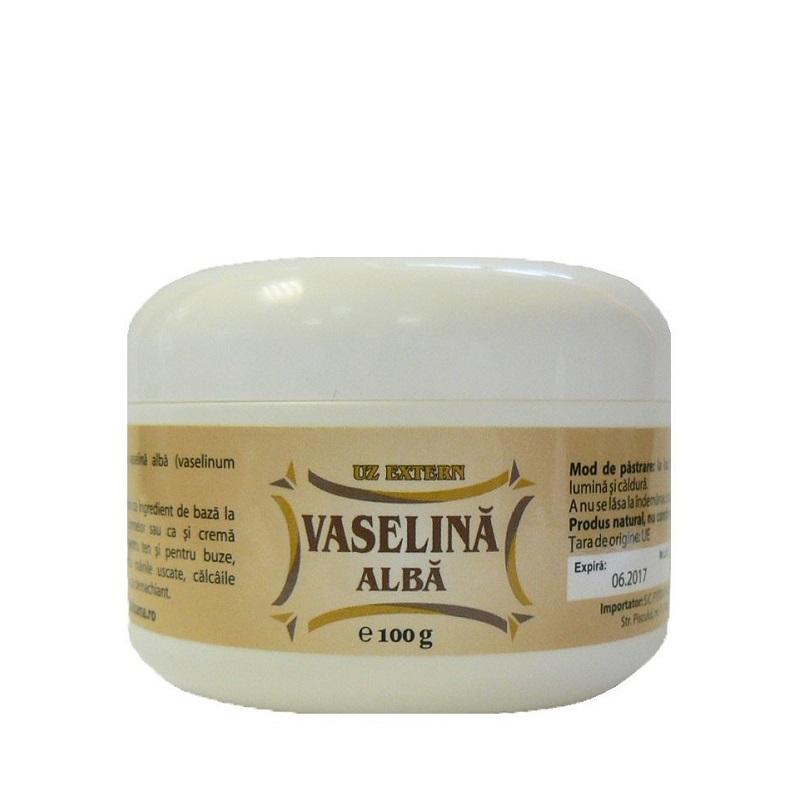 Vaselină Albă, 100 gr, Herbal Sana