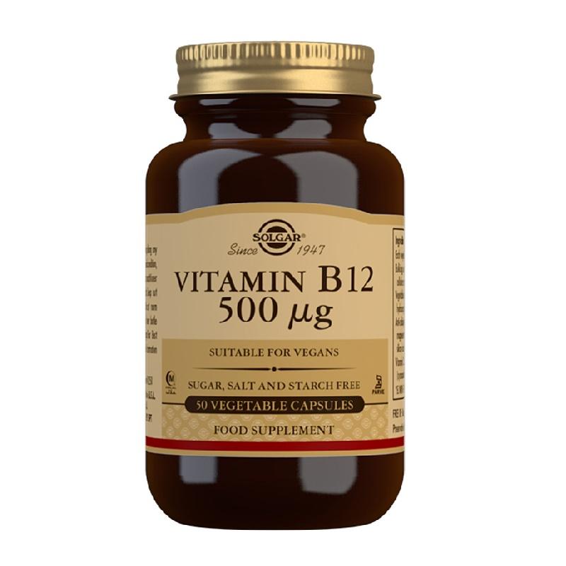 vitamina B12 pentru vedere